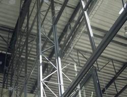 Výroba a montáž nosných a podporných konštrukcií